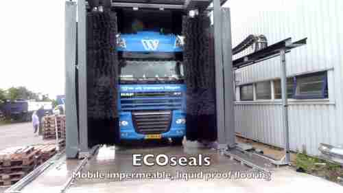 Commercial Truck Wash Solutions