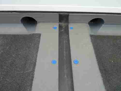 ECO chemical storage drains