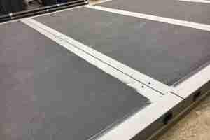 ECO wash bay flooring complete